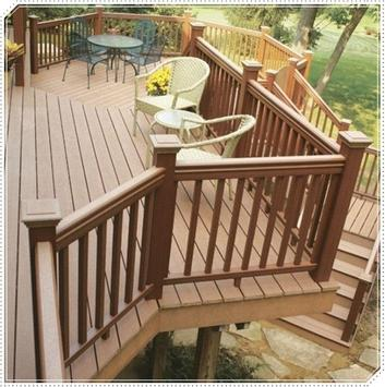 Exclusive Railing Home Design poster