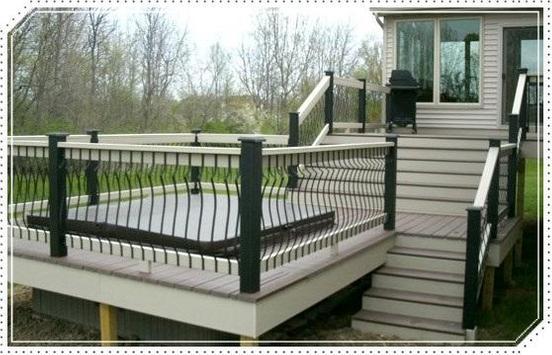 Exclusive Railing Home Design screenshot 1