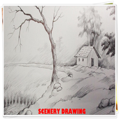 Learn How to Draw Natural Scenery icon