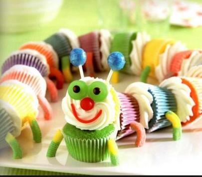 Simple Cupcake Project Tutorial apk screenshot