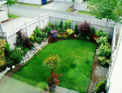 Small Garden Layout Ideas for Android - APK Download