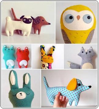 Popular Toy Handmade for Children poster