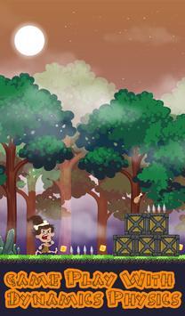 Jungle Boy Jumper World: Super Voodoo screenshot 8