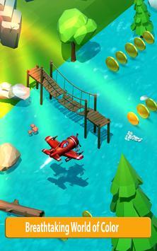 Fire plane Flying Simulator screenshot 7