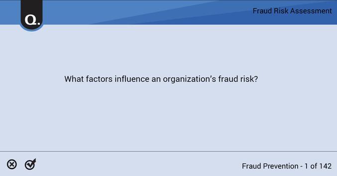 CFE Exam Prep Flashcards apk screenshot