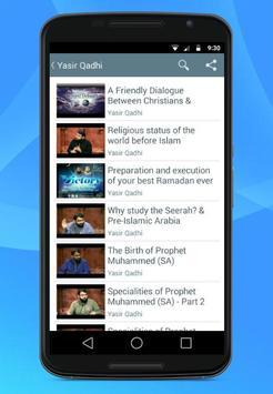 Islamic Speech - English screenshot 3
