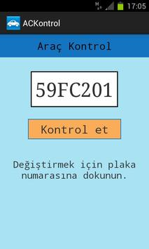 ACKontrol poster