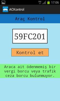 ACKontrol screenshot 2