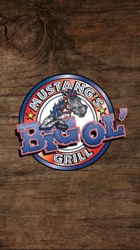 Mustang's Big 'Ol Grill poster