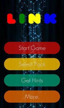 Game Logic: Link Dot free poster