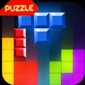 Classic Blocks Puzzle poster
