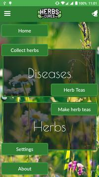Herbs Cures apk screenshot