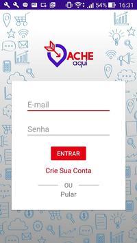 Ache Aqui - Guia Comercial poster