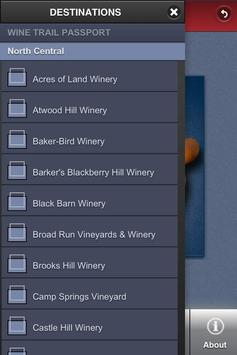 Kentucky Wine Trails screenshot 3