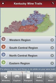 Kentucky Wine Trails screenshot 1