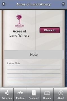 Kentucky Wine Trails screenshot 4