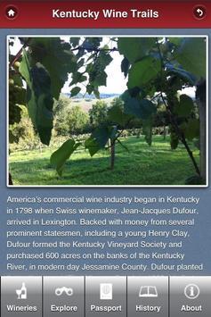 Kentucky Wine Trails screenshot 5