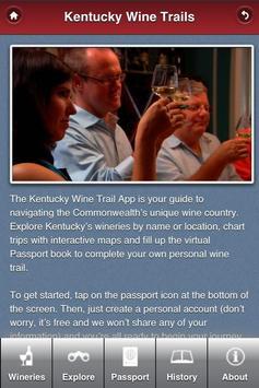 Kentucky Wine Trails screenshot 6