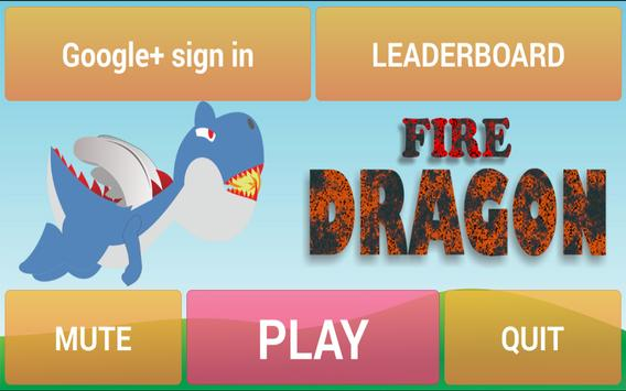 Free Games  Fire Dragon poster