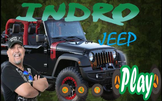 Indro Jeep poster