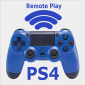 New Ps4 Remote Play icon
