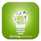 save electricity and money icon