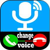 voice call changer icon