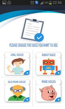 voice call changer screenshot 3