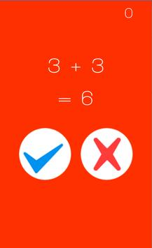 Freaking Maths apk screenshot