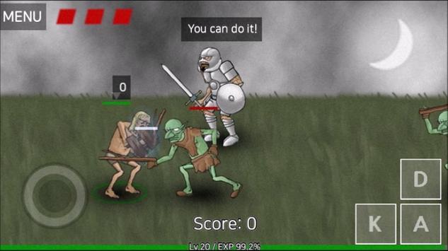 История Некроманта скриншот 3