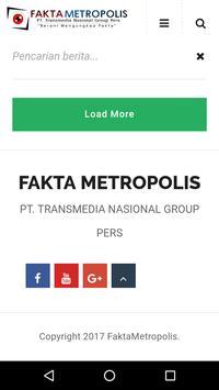 FAKTA METROPOLIS screenshot 4