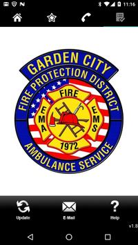 Garden City Fire Protection District poster