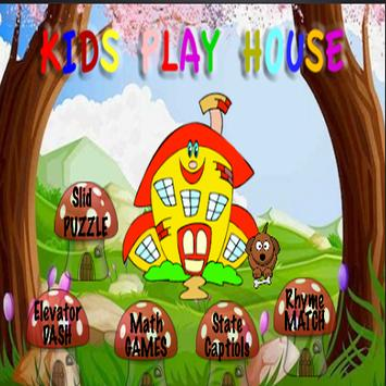 Kids Play House poster