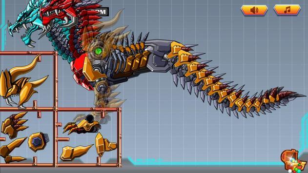Robot War:Addict Headed Dragon screenshot 2