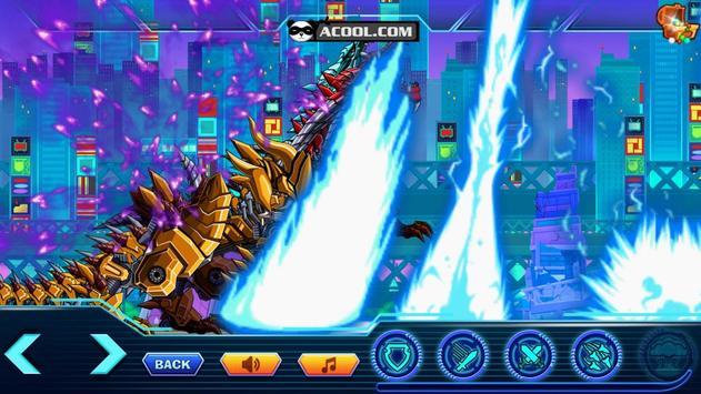 Robot War:Addict Headed Dragon screenshot 4