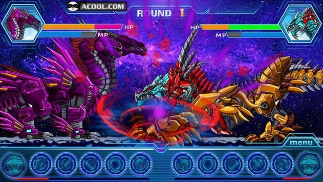 Robot War:Addict Headed Dragon screenshot 5