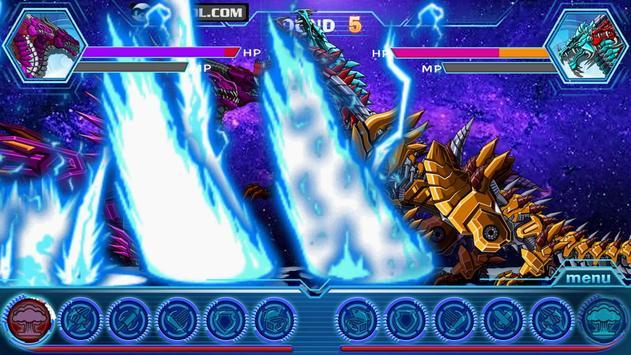 Robot War:Addict Headed Dragon screenshot 7