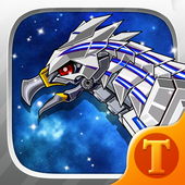 Toy Robot War:Robot Gryphon icon