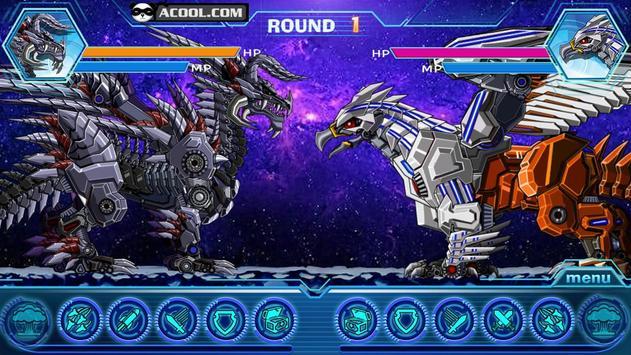 Toy Robot War:Robot Gryphon screenshot 7
