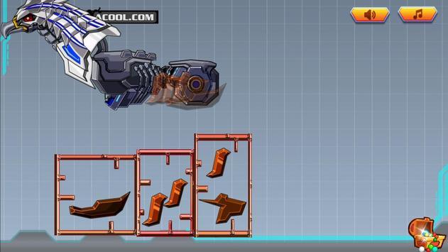 Toy Robot War:Robot Gryphon screenshot 1