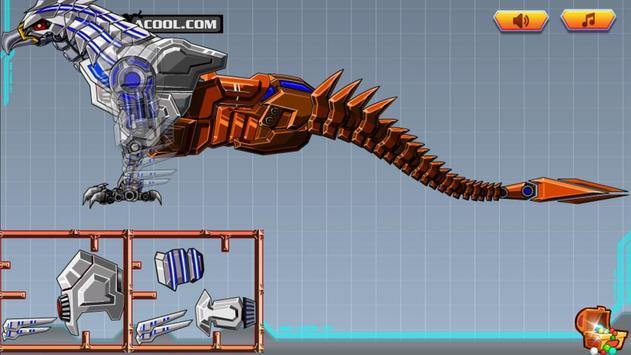 Toy Robot War:Robot Gryphon screenshot 2