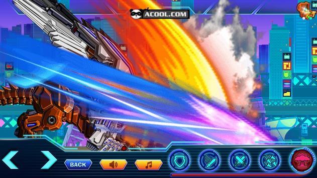 Toy Robot War:Robot Gryphon screenshot 3