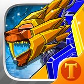 Toy Robot War:Robot Lion Hero icon