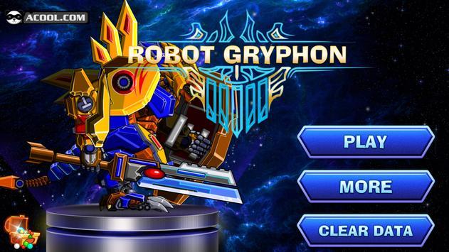 Toy Robot War:Robot Lion Hero poster
