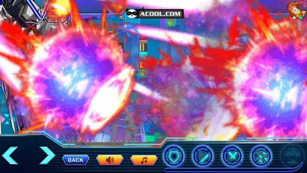 Toy Robot War:Robot Lion Hero screenshot 5