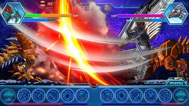 Toy Robot War:Robot Lion Hero screenshot 7