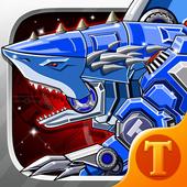 Toy Robot War:Robot Shark icon