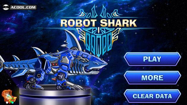 Toy Robot War:Robot Shark poster