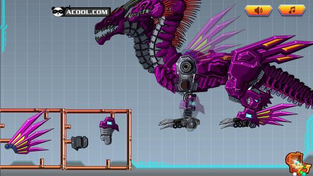 Toy Robot:Twin-Headed Dragon screenshot 1