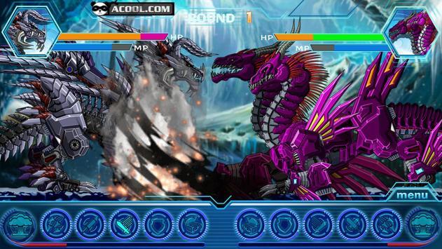 Toy Robot:Twin-Headed Dragon screenshot 4